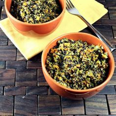 Debloating Quinoa Recipes - awesome! This pic is of the vegetable quinoa pilaf but all the recipes look delicious