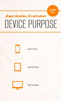 It's always important to keep in mind the purpose of using a specific device in addition to its layout.