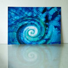 """""""The Return Wave"""" from the series """"CrystalArt"""""""