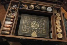 Awesome witch box