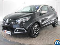 Renault Captur Diesel Hatchback 1.5 dCi 90 Dynamique S MediaNav Energy 5dr