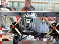 87 best scale models retro bombers images on pinterest scale moson model show 2014 part 3 148 and 132 biplanes fandeluxe Gallery