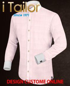 Design Custom Shirt 3D $19.95 heren colberts Click http://itailor.nl/suit-product/heren-colberts_it54229-4.html