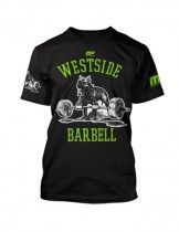 "MusclePharm Westside Barbell Tee.    ""If you know, you know. If you don't google it"""