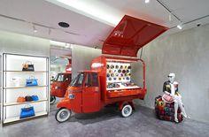 superfuture :: supernews :: tokyo: fendi pop-up store