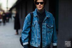 The Best Street Style From Milan Menswear A/W 2016