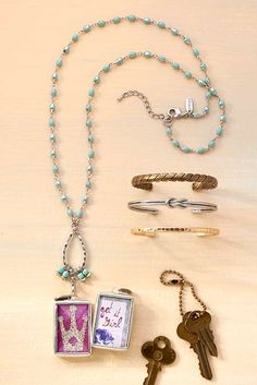 New Host Gifts. Take your pick of these and other pieces - yours FREE - just for hosting a Jewel Kade Party!