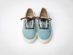 Shoes Azul MOOD #10 Sperrys, Boat Shoes, Espadrilles, Vans, Mood, Sneakers, Fashion, Blue, Espadrilles Outfit