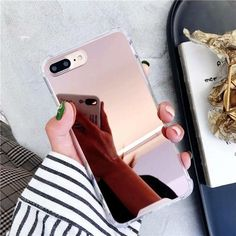 Mirror Case for iphone - RosGod / For iphone 7Plus
