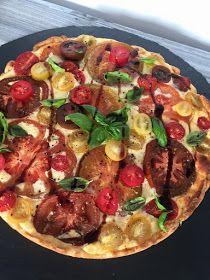 Vegetable Pizza, Foodies, Vegetables, Pie, Vegetable Recipes, Veggies