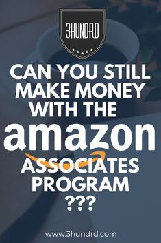 Can you still make money with Amazon? Affiliate Websites, Affiliate Marketing, Way To Make Money, Make Money Online, Amazon Associates, The Millions, Read More, Did You Know, Self