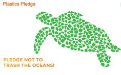 Take the plastics pledge http://oceana.org/en/living-blue/plastics-pledge