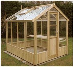 How To Build A Small Greenhouse, driveway