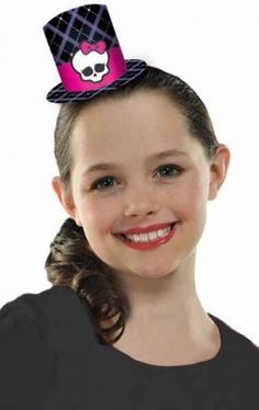 Amscan // Monster High Party Top Hats   8ct - $4.70