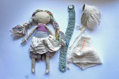 Břichopas about toys: panenky / dolls