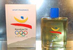 Barcelona 92. Sport Fragrance. Eau de Toilette. Puig, 100 ml. Nueva, sin estrenar