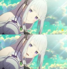 Manga Art, Anime Art, Digital Art Anime, Cosplay, Re Zero, Best Waifu, Light Novel, Another World, Kawaii Girl
