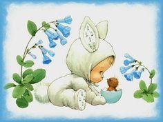 Ruth Morehead Imagenes   Imagenes con conejos de pascuaBlog de imágenes