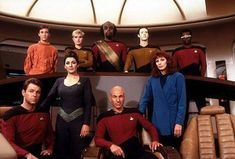 46th Anniversary of Star Trek. 9-7-12  http://jeremyreimer.com/postman/files/images/StarTrekTNG.jpg