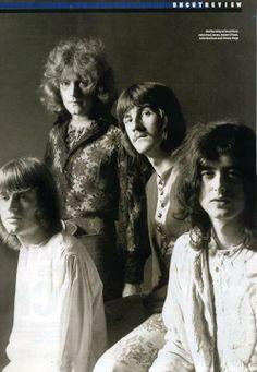Led Zeppelin, the beginning