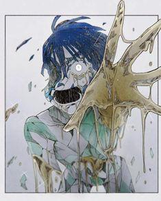 Phosphophyllite (Houseki no Kuni) Image - Zerochan Anime Image Board Manga Anime, Anime Art, Character Inspiration, Character Art, Anime Was A Mistake, Fan Art, Cyberpunk, Anime Characters, Fantasy Art