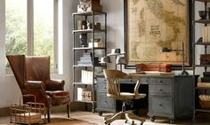 Dekoratif vintage haritalar duvarlarımızda
