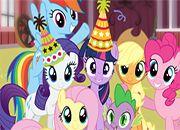 My Little Pony Party | juegos my little pony - jugar mi pequeño pony