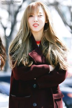 MOONBYUL looking flawless as f*ck