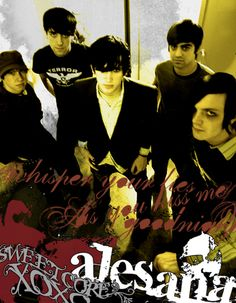 #Alesana Music Is Life, My Music, Elvis Costello, It Hurts Me, Screamo, Artist Album, Pop Punk, Death Metal, My Favorite Music