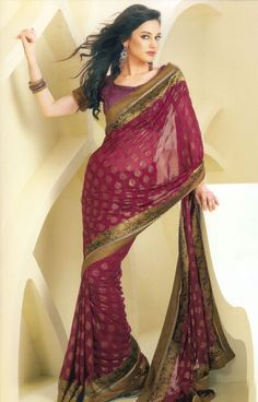 Bridal Designer Sarees are available in exclusive designs and beautiful colors at shadesandyou.com  #Sarees #BridalSarees