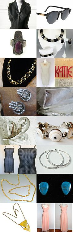 Vintage Minimalist Fashion  by Charlotte on Etsy--Pinned+with+TreasuryPin.com