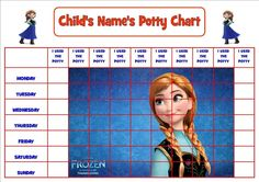 cars lightning mcqueen potty training chart children resources pinterest lightning mcqueen and potty training boys