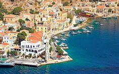 Symi Island, the best kept secret in Greek islands! Sparkling Waters, Best Kept Secret, Eurotrip, Greek Islands, Greece, World, Places, Travel Stuff, Beautiful