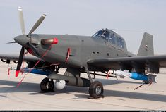 Air Tractor AT-802 aircraft picture Dusty turns military