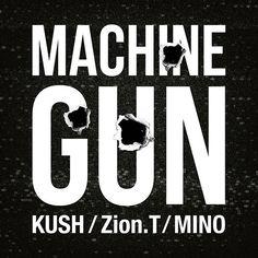 🤘29일 0시 #machinegun