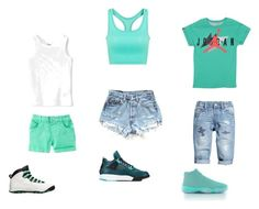 """""""DAY AT THE PARK"""" by swaeleeleeswae ❤ liked on Polyvore featuring Retrò and H&M"""