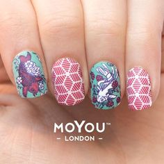 Image result for moyou christmas nails