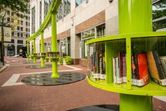 Nine Artist-Designed Miniature Book Sharing Libraries Appear in Indianapolis
