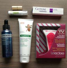 Blush Mystery Beauty Box Review – January 2014