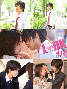 "This Kento is so kakkoii<3 Kento Yamazaki x Ayame Goriki, J live-action Movie of manga ""L<3DK"", 2014. Plot & Movie: http://myasiantv.com/movie/l-dk/ [Eng. Sub]"