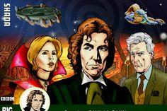 Crítica   Doctor Who Webcast: Shada (2003)