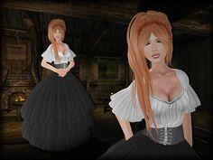 Tameless Hair Abigail by Nita Bracken, via Flickr