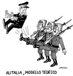 Giannelli - Corriere della sera 27 settembre 2008