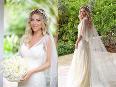 10 penteados de noivas famosas | Blog de Casamento DIY da Maria Fernanda