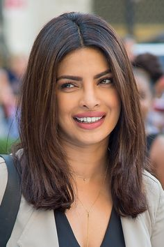 BABYLIGHTS: The '90s have been trending, and that applies to your hair color too. Don't worry, we're not talking about crimped hair or the spiky updos of Lizzie McGuire—it's the baby highlights we're loving. Make like Priyanka Chopra, pictured here, whose subtle touchup gave her naturally dark hair dimension without looking overdone.