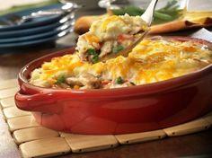 Easy Chicken Shepherd's Pie Recipe | http://aol.it/1vai5h4