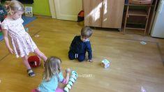 Code a pillar / The Very Hungry Caterpillar. Preschool.