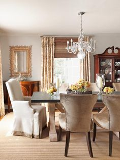 This house tour from HGTV Magazine proves you can have an upbeat, personality-packed home even if you fill it with a tried-and-true neutral.