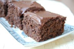 best cake in the history of cakes. (chocolate sourdough cake) {the nourishing gourmet}