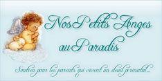 Nos Petits Anges au Paradis - Groupe de soutien virtuel francophone pour les parents qui font face au deuil de leur petit bébé décédé en cours de grossesse, en naissant ou durant ses premières semaines de vie. - Deuil périnatal